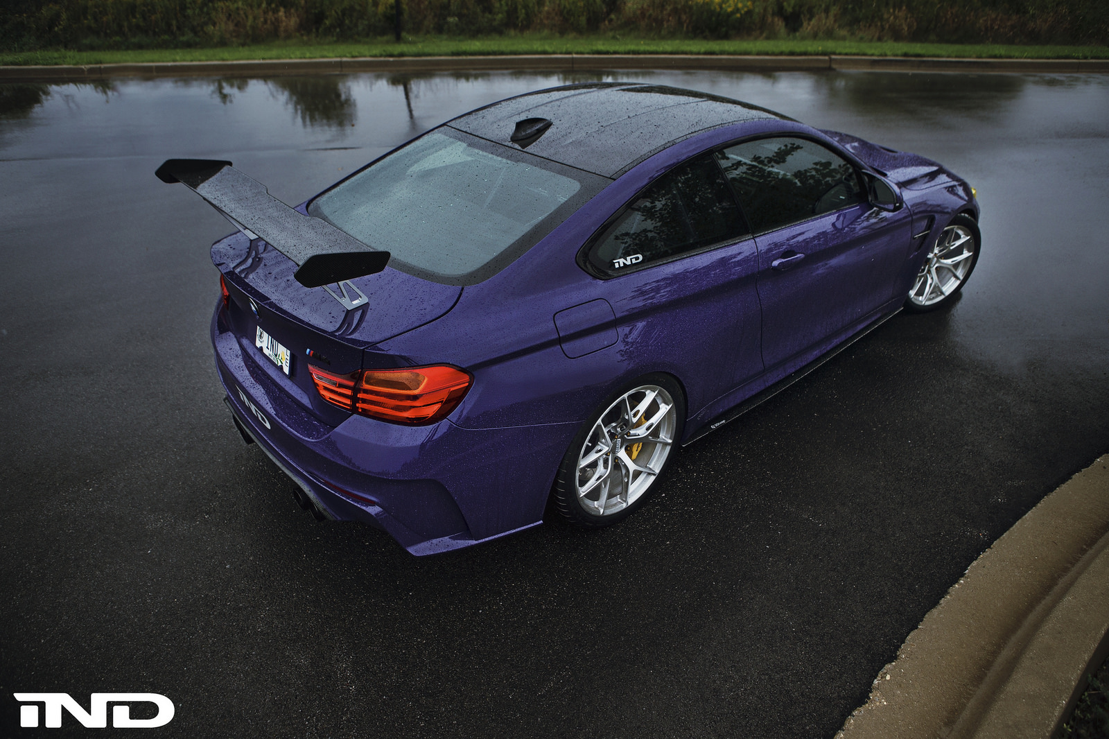 Utraviolet BMW M4 Project By IND Distribution Gets A Sick Photoshoot 8