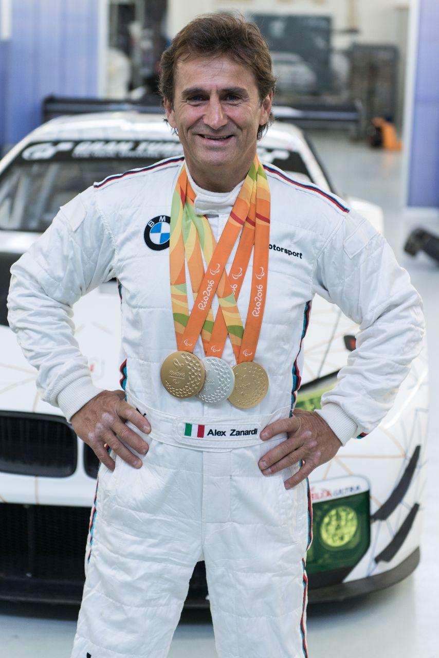 Alex Zanardi To Race Bmw M6 Gt3 In Italian Gt Championship