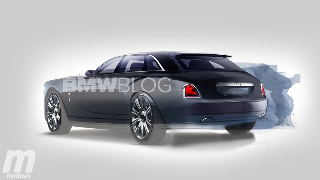 Rendered: Rolls-Royce SUV to be launched in 2018