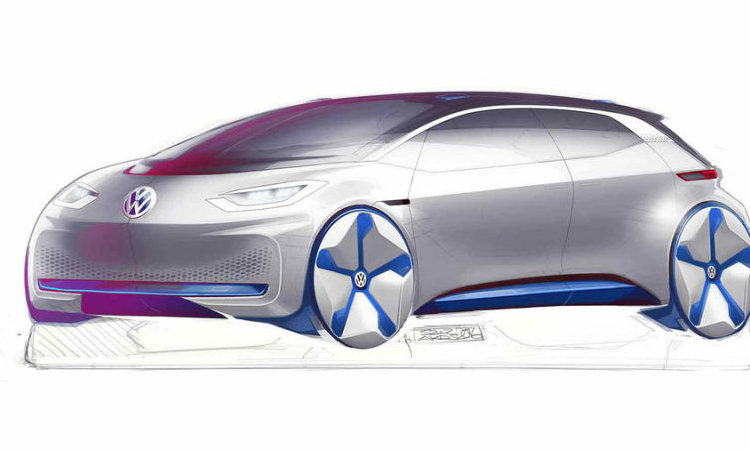 vw electric concept 750x450