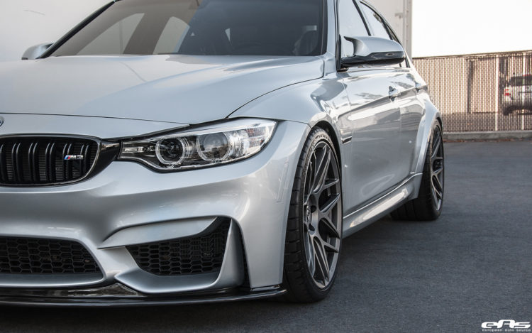 2015 Silverstone Metallic BMW M3 Project By European Auto Source 15 750x469