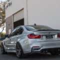 2015 Silverstone Metallic BMW M3 Project By European Auto Source