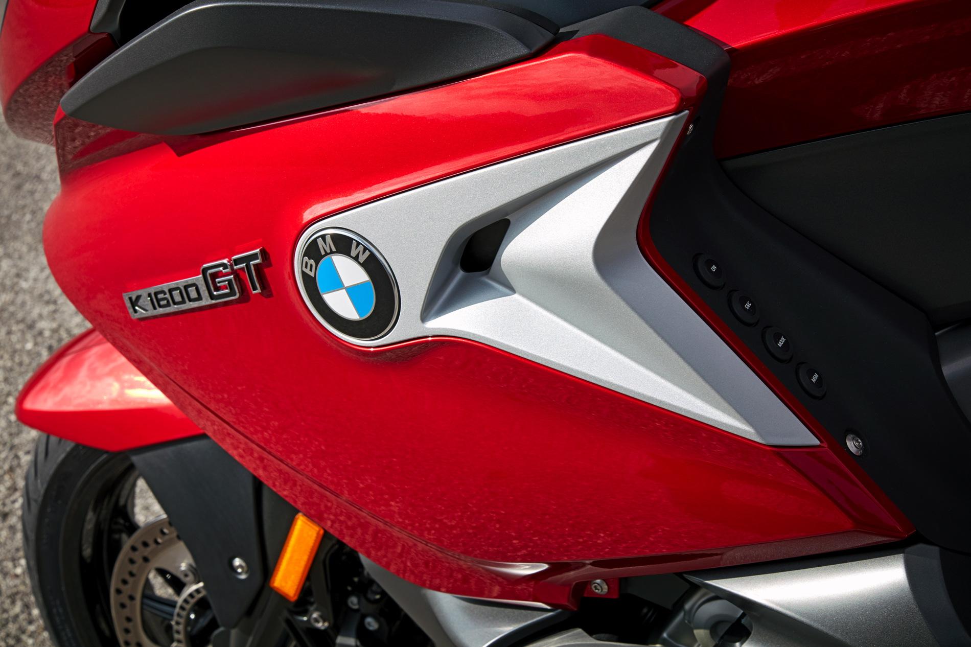 2017 BMW K 1600 GT 11