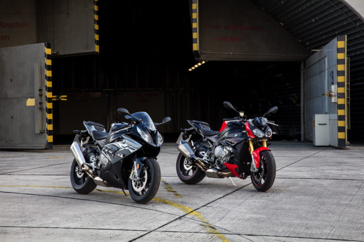 2017 BMW S 1000 RR S 1000 R S 1000 XR 4 750x500