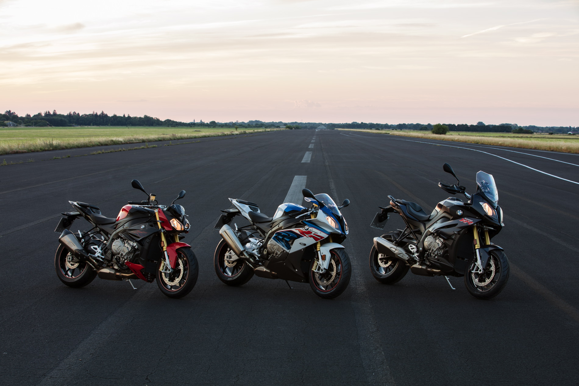 2017 BMW S 1000 RR S 1000 R S 1000 XR 8