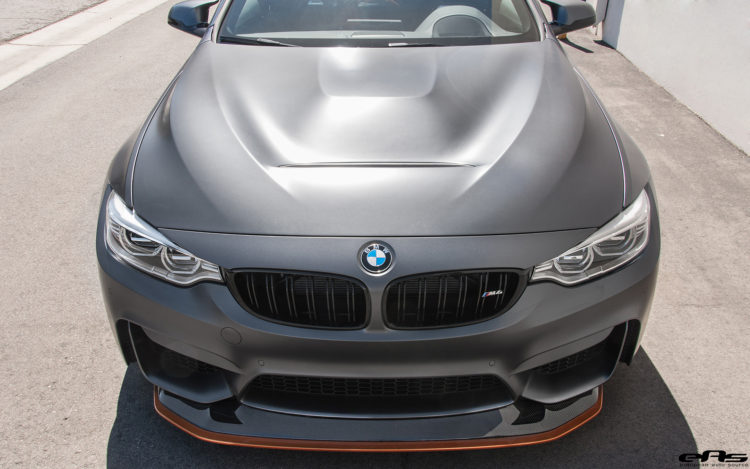 A BMW M4 GTS Landed At European Auto Source Image 9 750x469