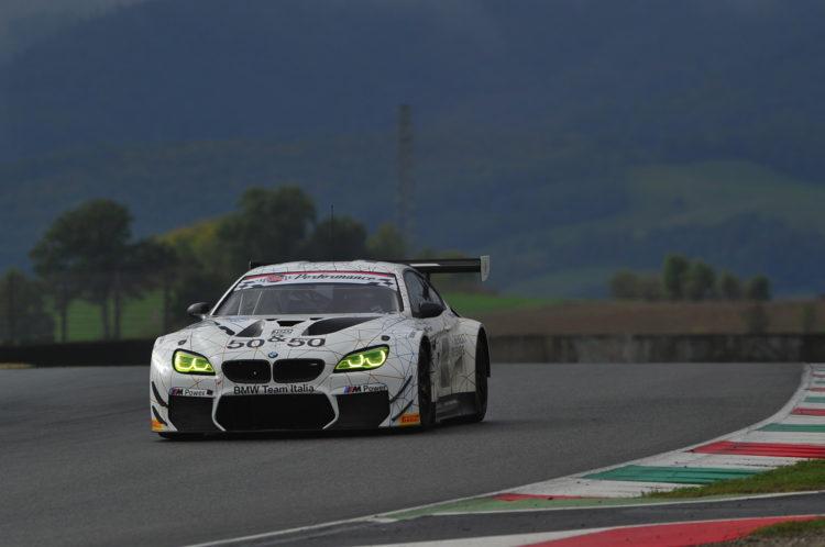 Alessandro Zanardi BMW M6 GT3 9 750x498