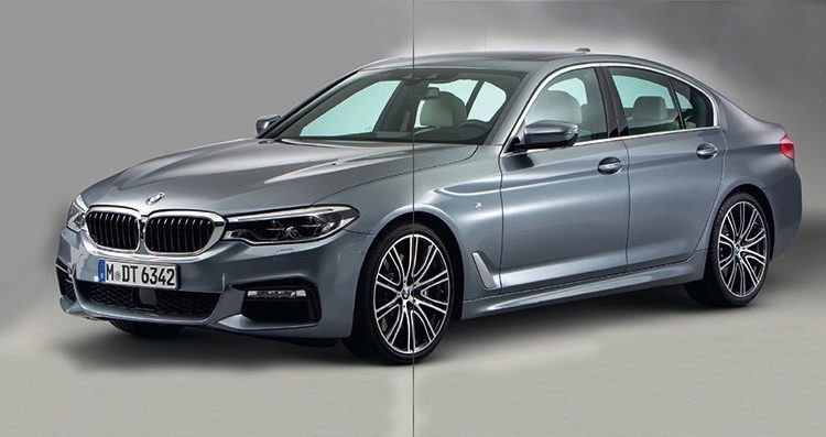 Bmw G30 5 Series Leaked Images Ahead Of Its Unveil