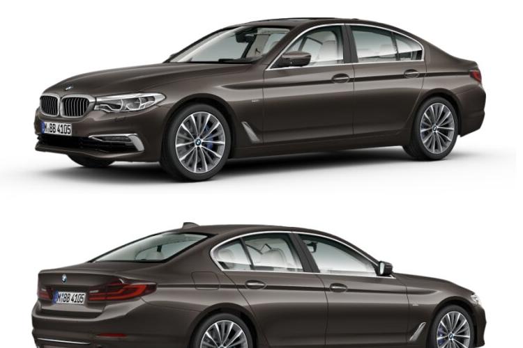 BMW 5er G30 Luxury Line 750x500