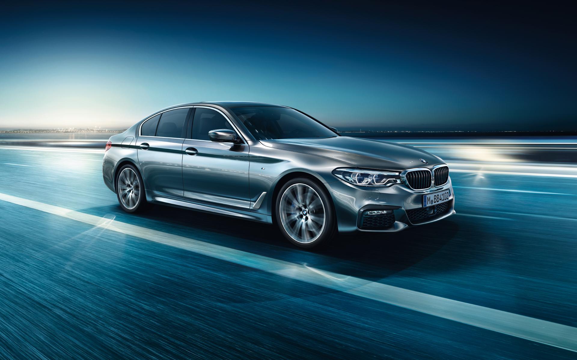BMW 5series sedan imagesandvideos 1920x1200 01