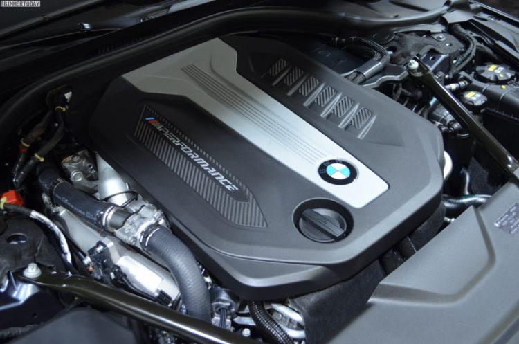 BMW 750d 2016 Paris Frozen Arctic Grey Quadturbo Diesel 06 750x497