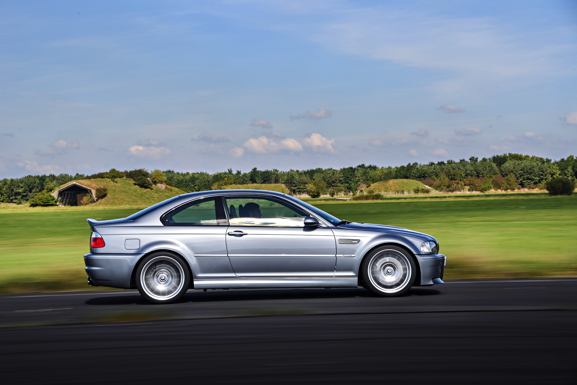 9,000-mile 2004 BMW E46 M3 CSL Heading for Auction