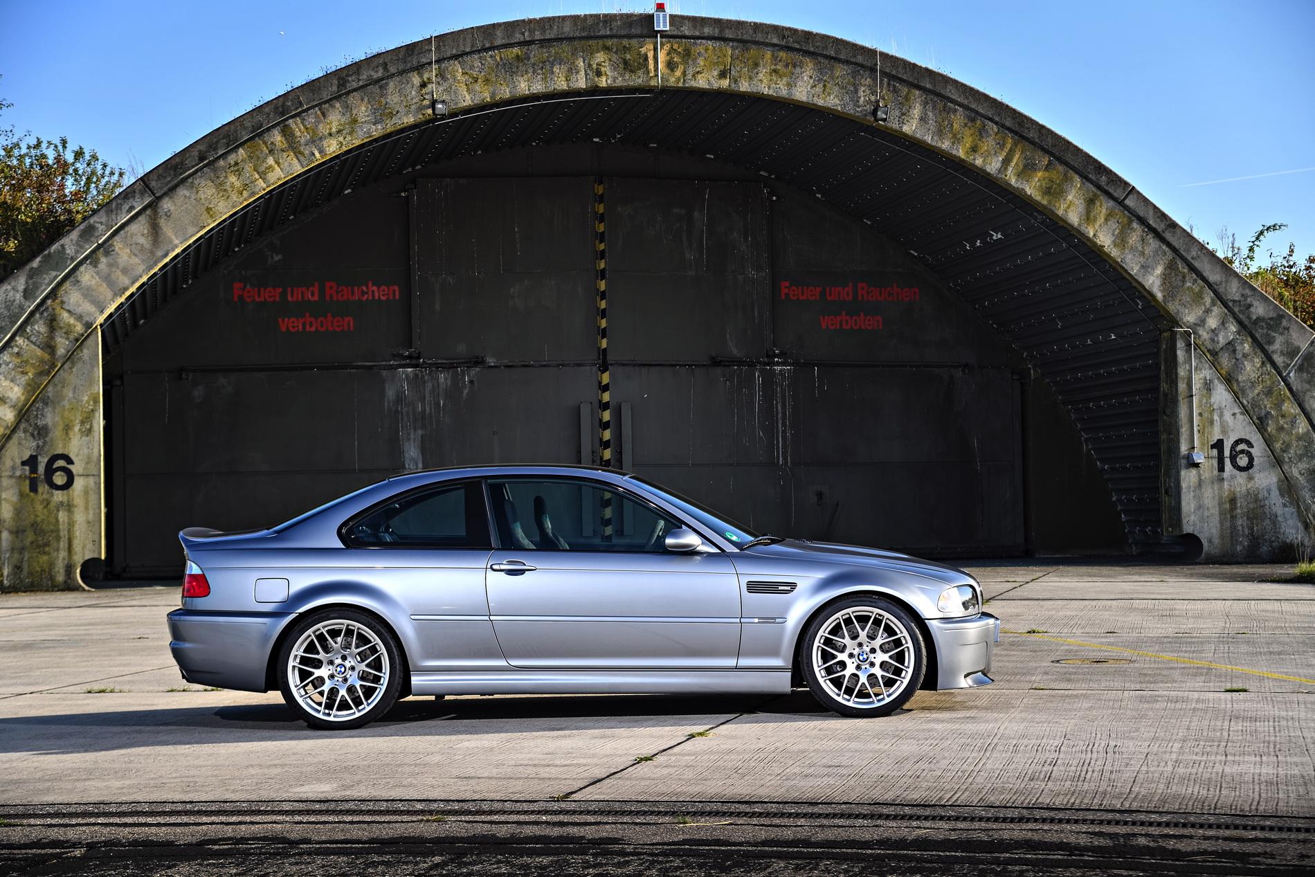 BMW E46 M3 CSL 14