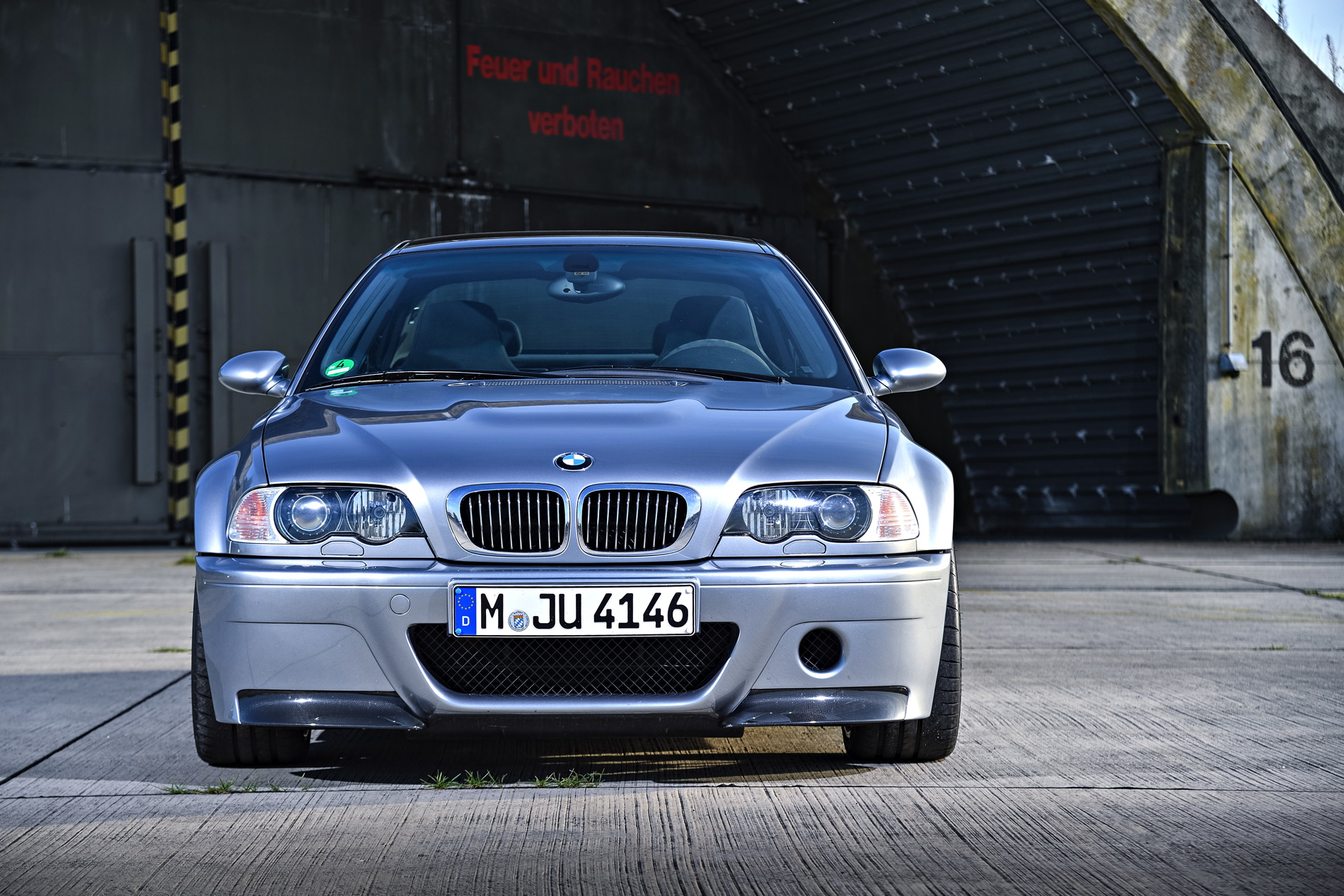 Bmw M3 Convertible >> The One And Only: BMW E46 M3 CSL