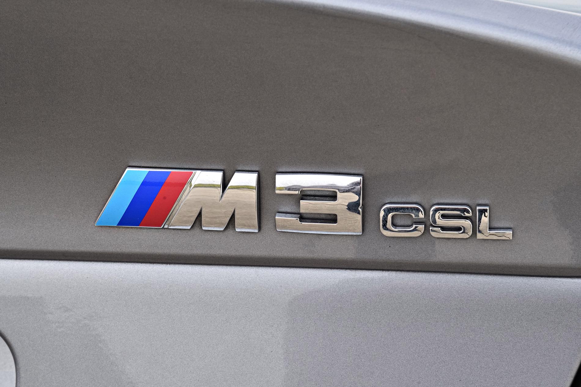 BMW E46 M3 CSL 27