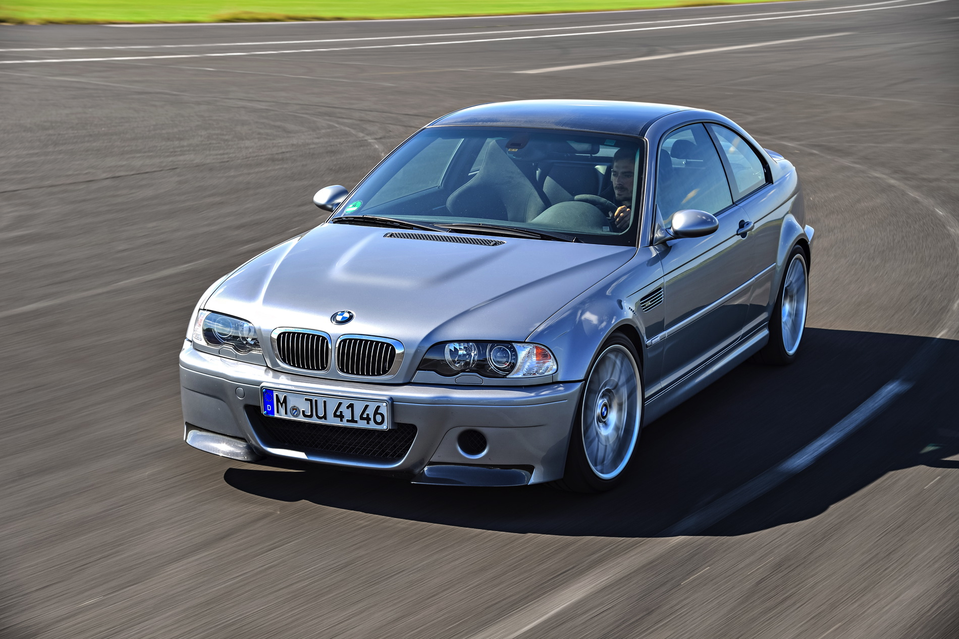 Bmw 3.0 Csl >> The One And Only: BMW E46 M3 CSL