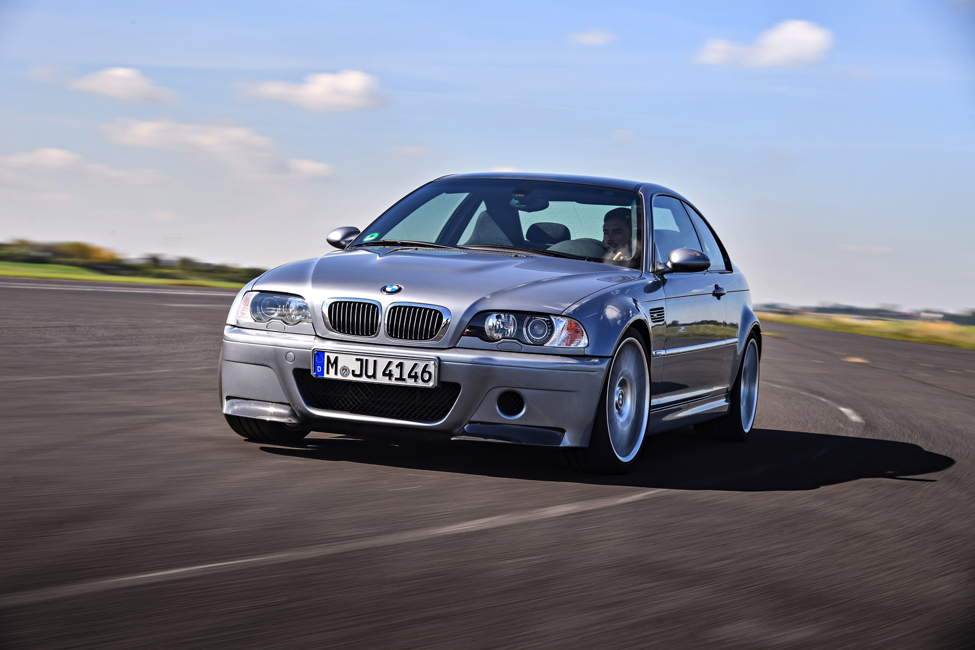 How To Make A Car Faster >> The One And Only: BMW E46 M3 CSL