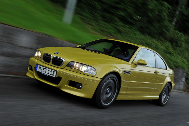 BMW E46 M3 phoenix yellow 20 750x500
