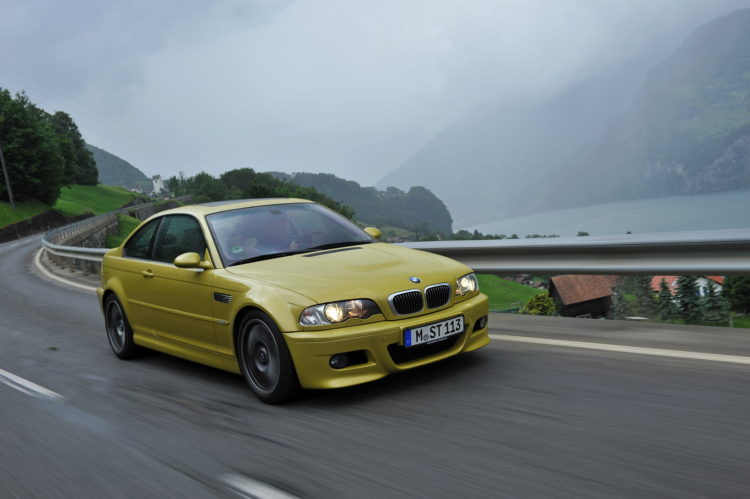 BMW E46 M3 phoenix yellow 22 750x499