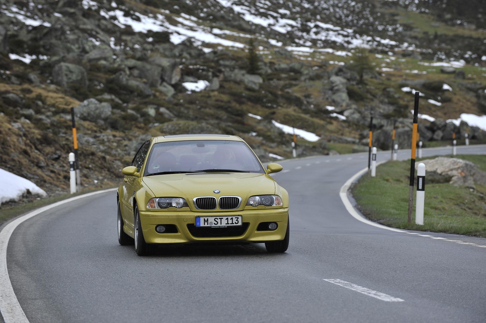 BMW E46 M3 phoenix yellow 23