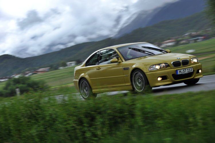 BMW E46 M3 phoenix yellow 25 750x499