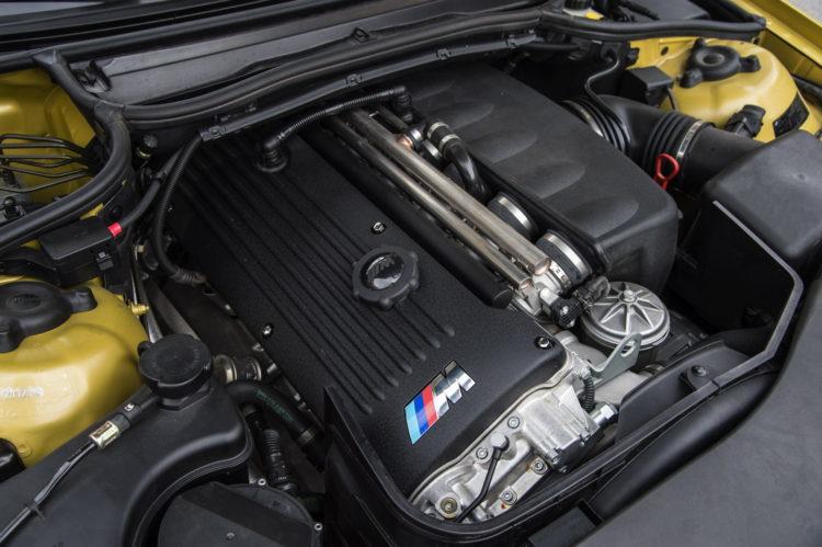 BMW E46 M3 phoenix yellow 5 750x499