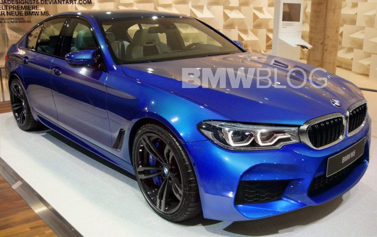 BMW F90 M5 Final Rendering 750x473