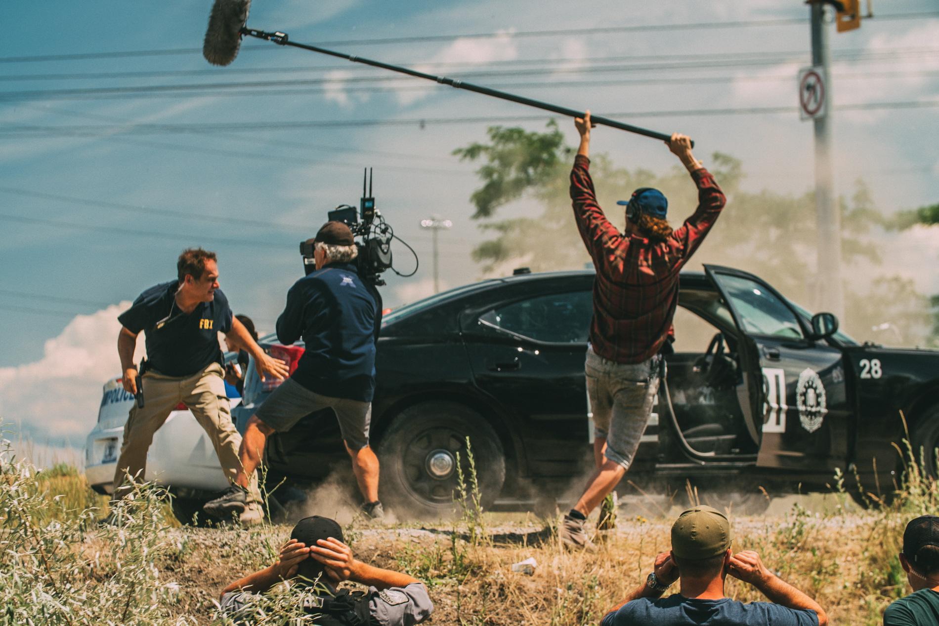 BMW Films The Escape 8