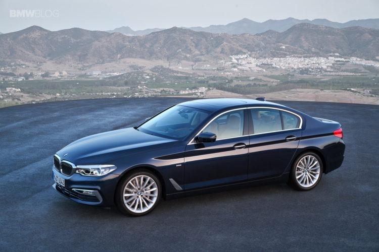 BMW G30 5 Series Luxury Line exterior 15 750x500
