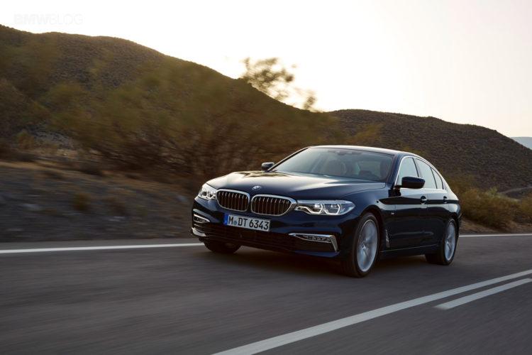 BMW G30 5 Series Luxury Line exterior 26 750x500