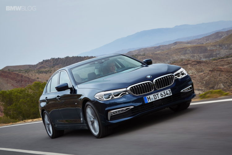 BMW G30 5 Series Luxury Line exterior 29 750x500