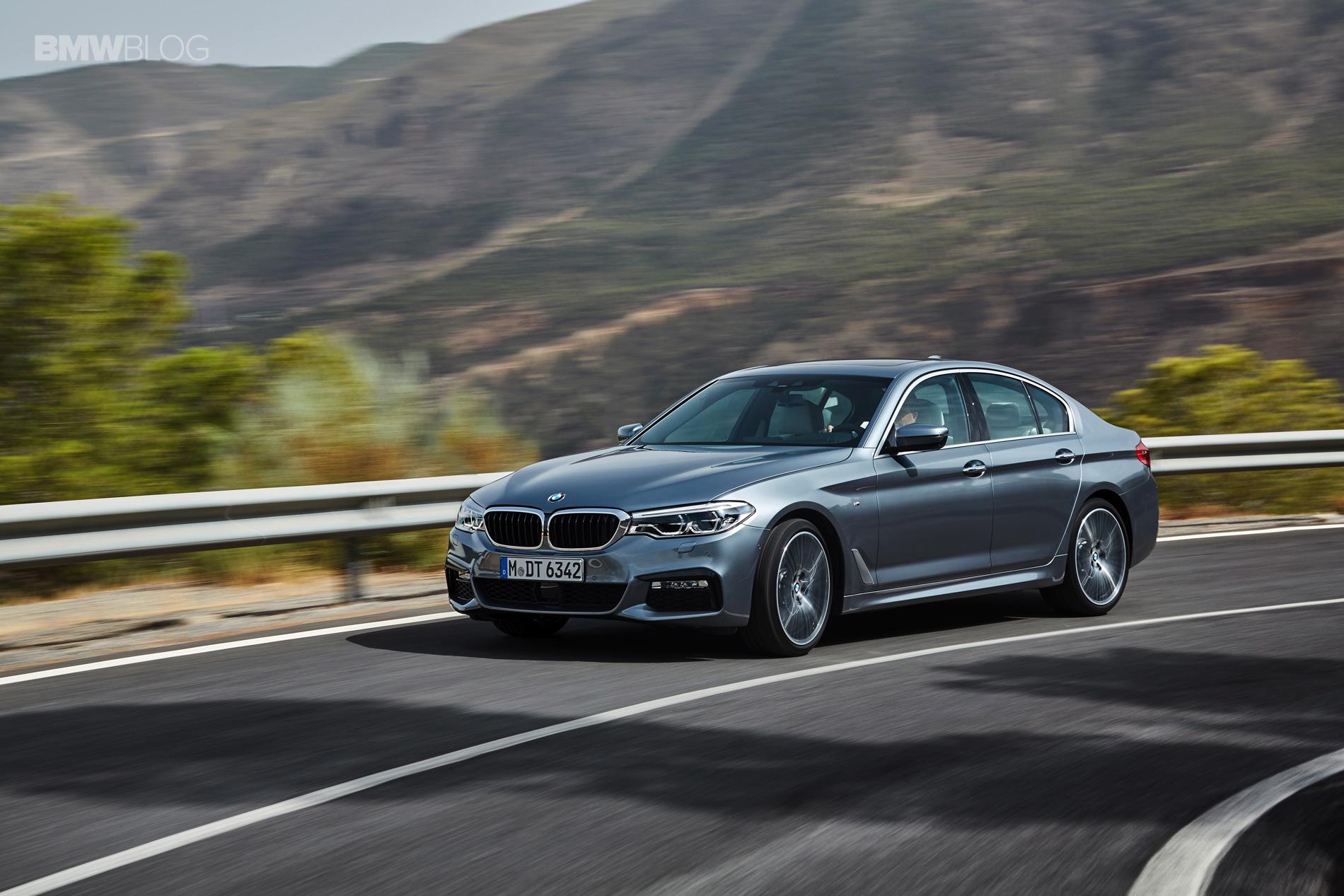 BMW G30 5 Series M Sport exterior 30