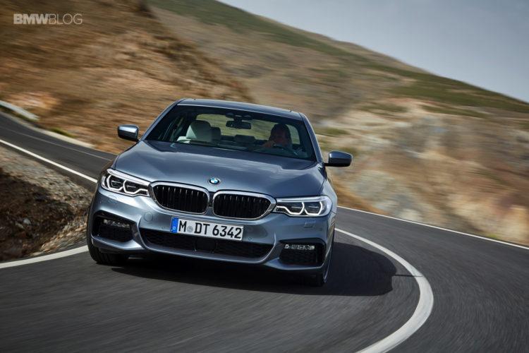 BMW G30 5 Series M Sport exterior 32 750x500