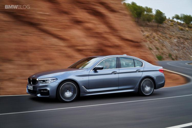 BMW G30 5 Series M Sport exterior 36 750x500