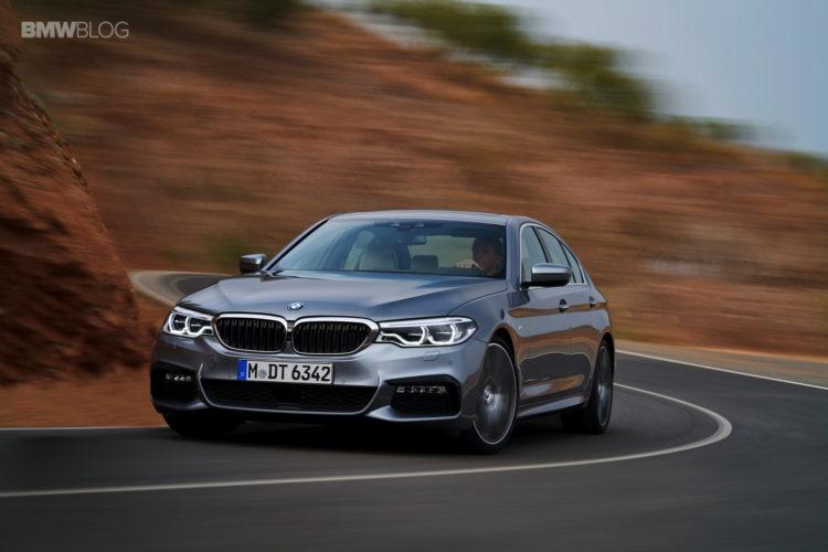 BMW G30 5 Series M Sport exterior 39 750x500