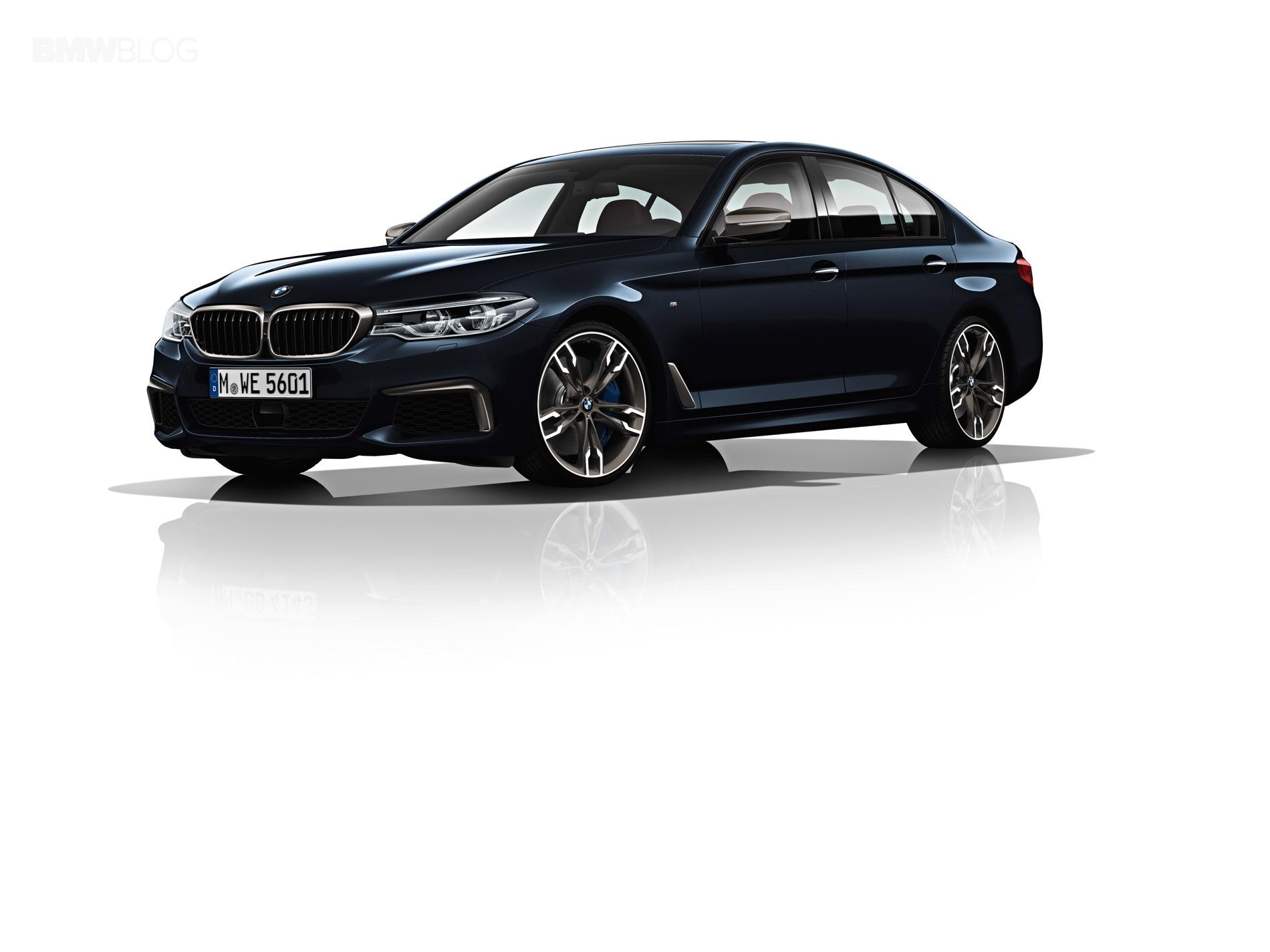 BMW G30 M550d 3