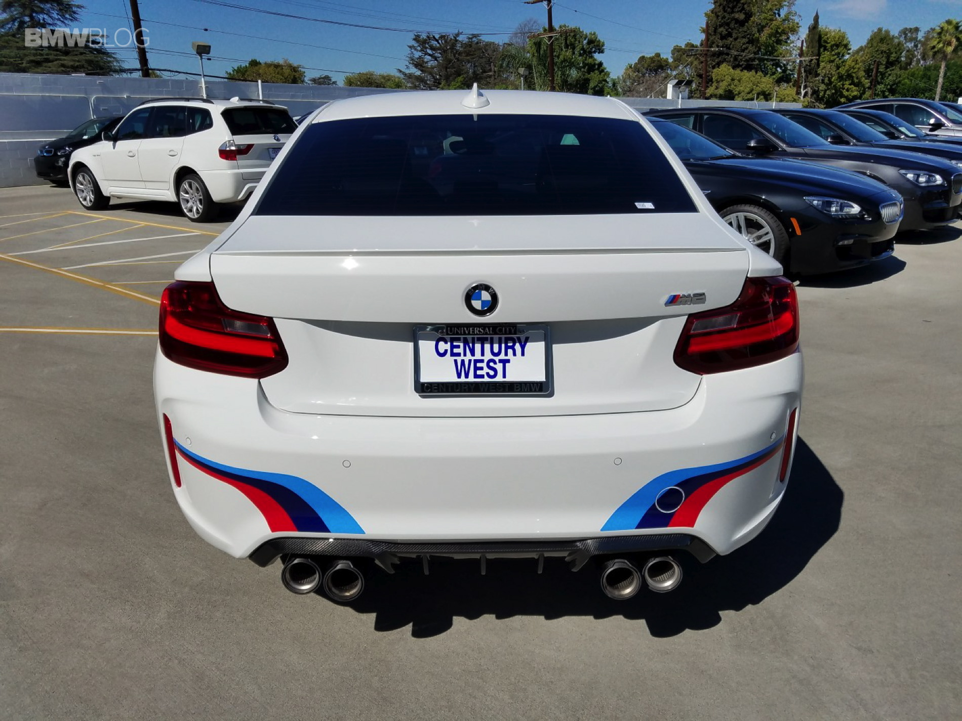 BMW M2 M Performance Parts 11
