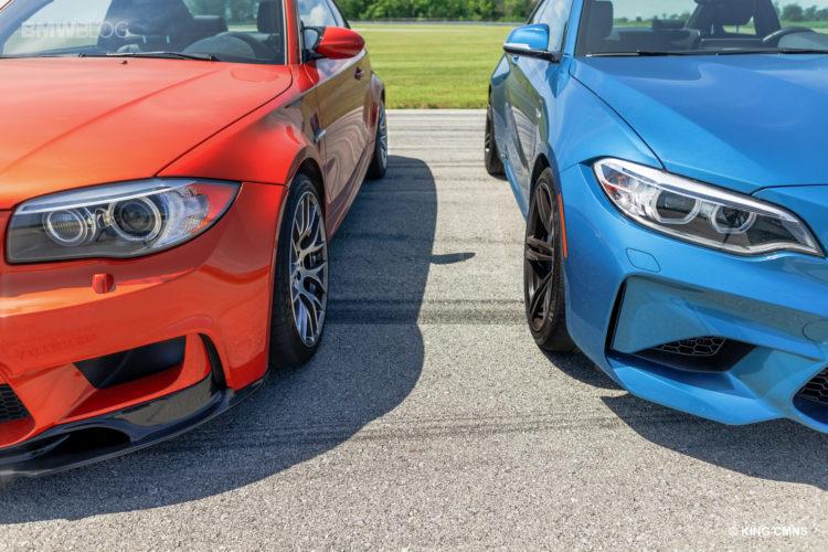 BMW-M2-vs-BMW-1M-16