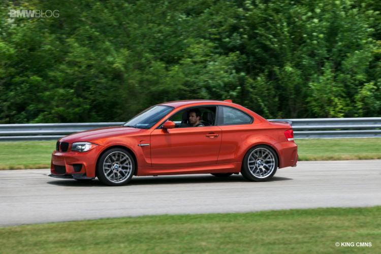 BMW M2 vs BMW 1M 22 750x500