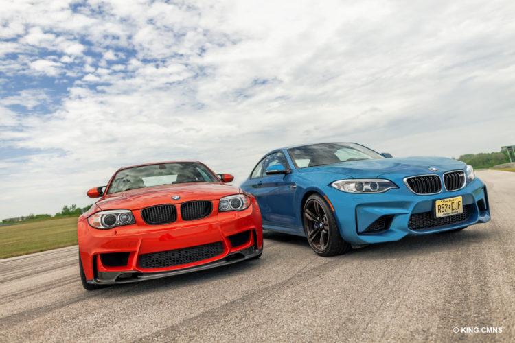 BMW M2 vs BMW 1M 27 750x500