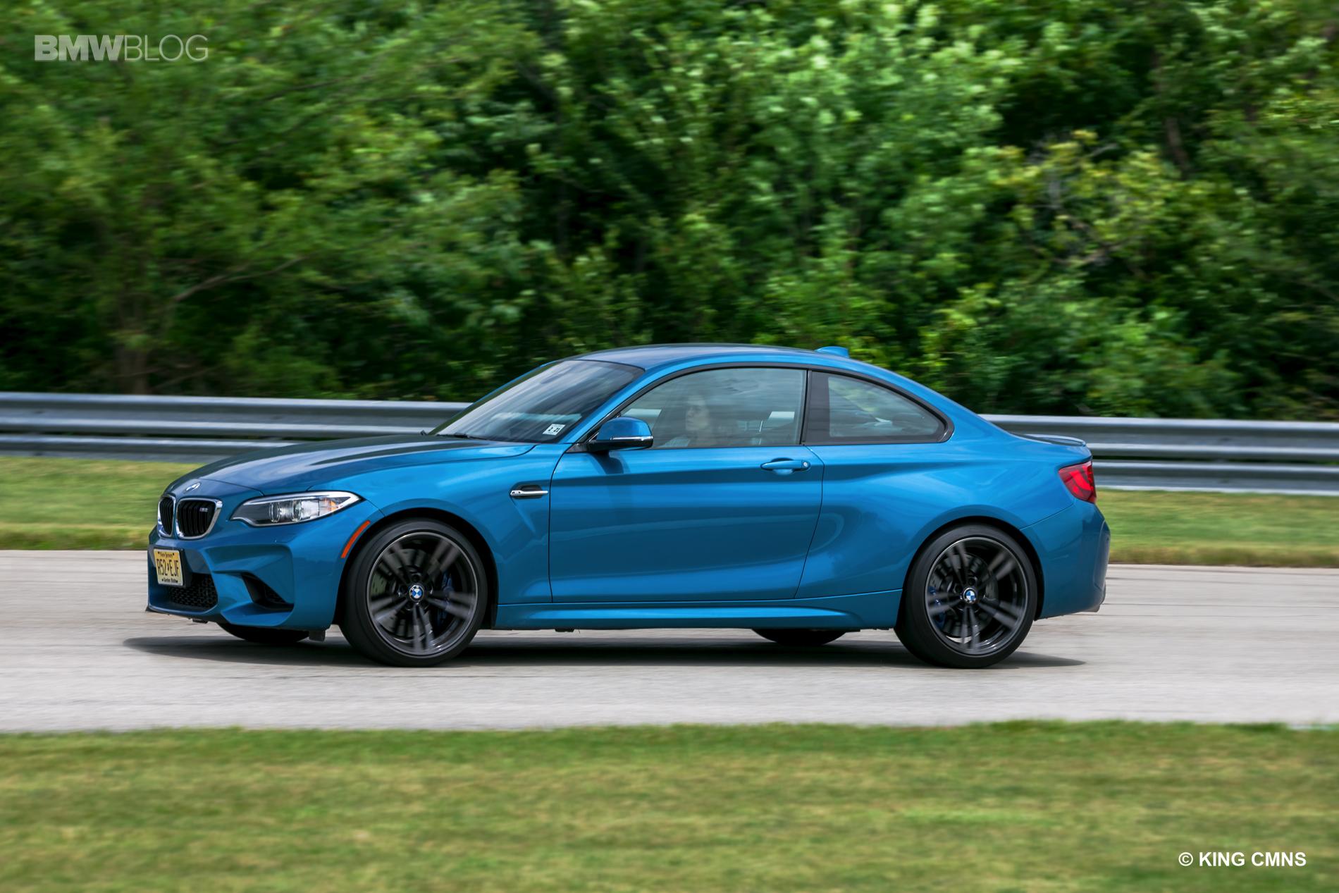 BMW M2 vs BMW 1M 29