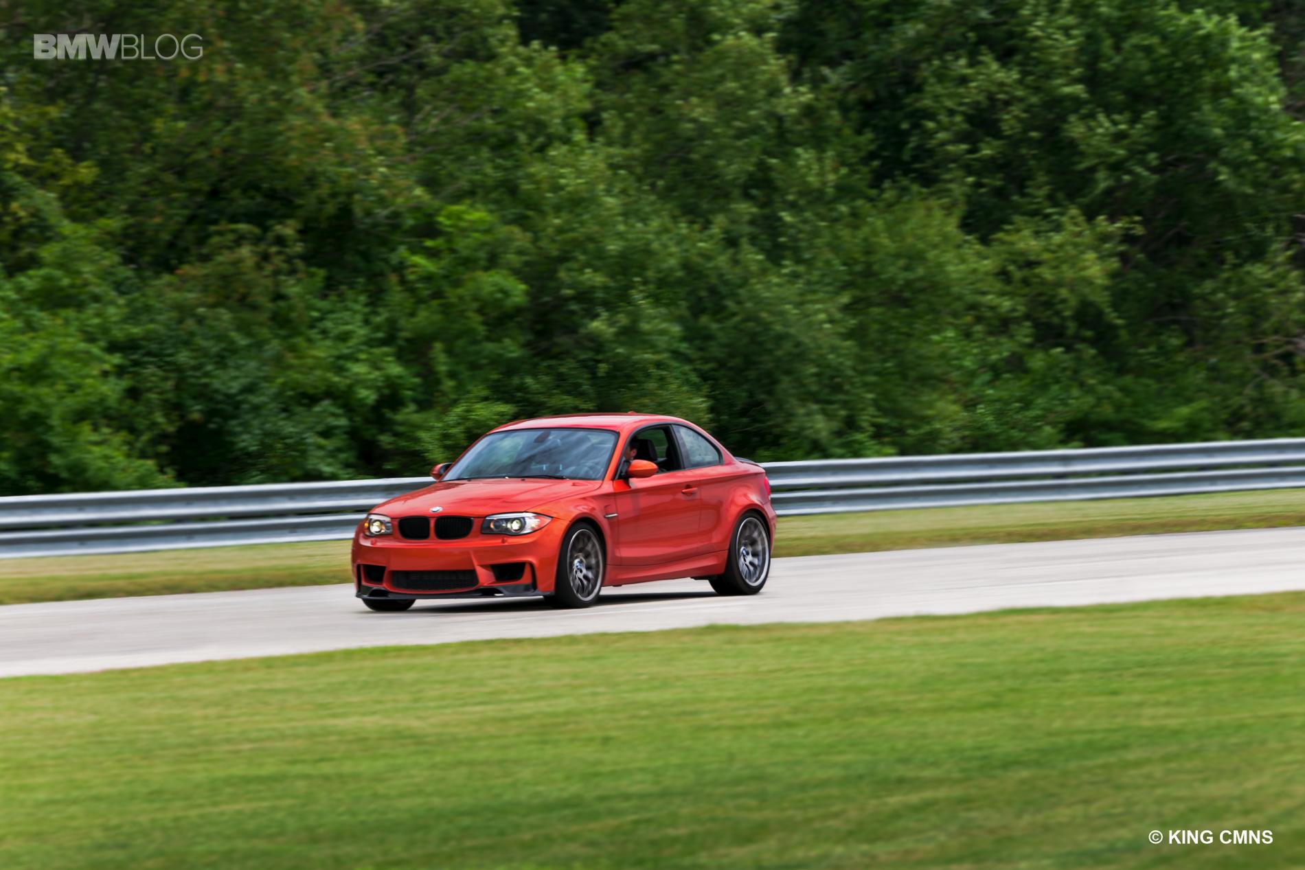 BMW M2 vs BMW 1M 30