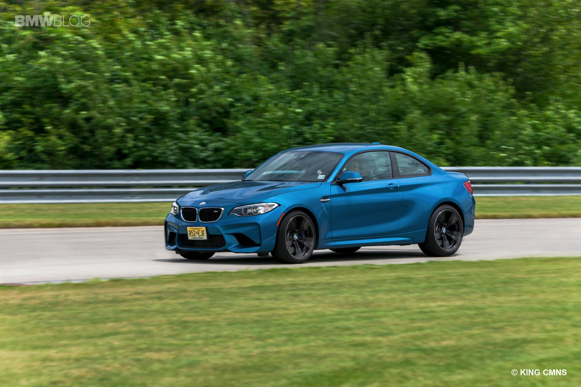 BMW M2 vs BMW 1M 33
