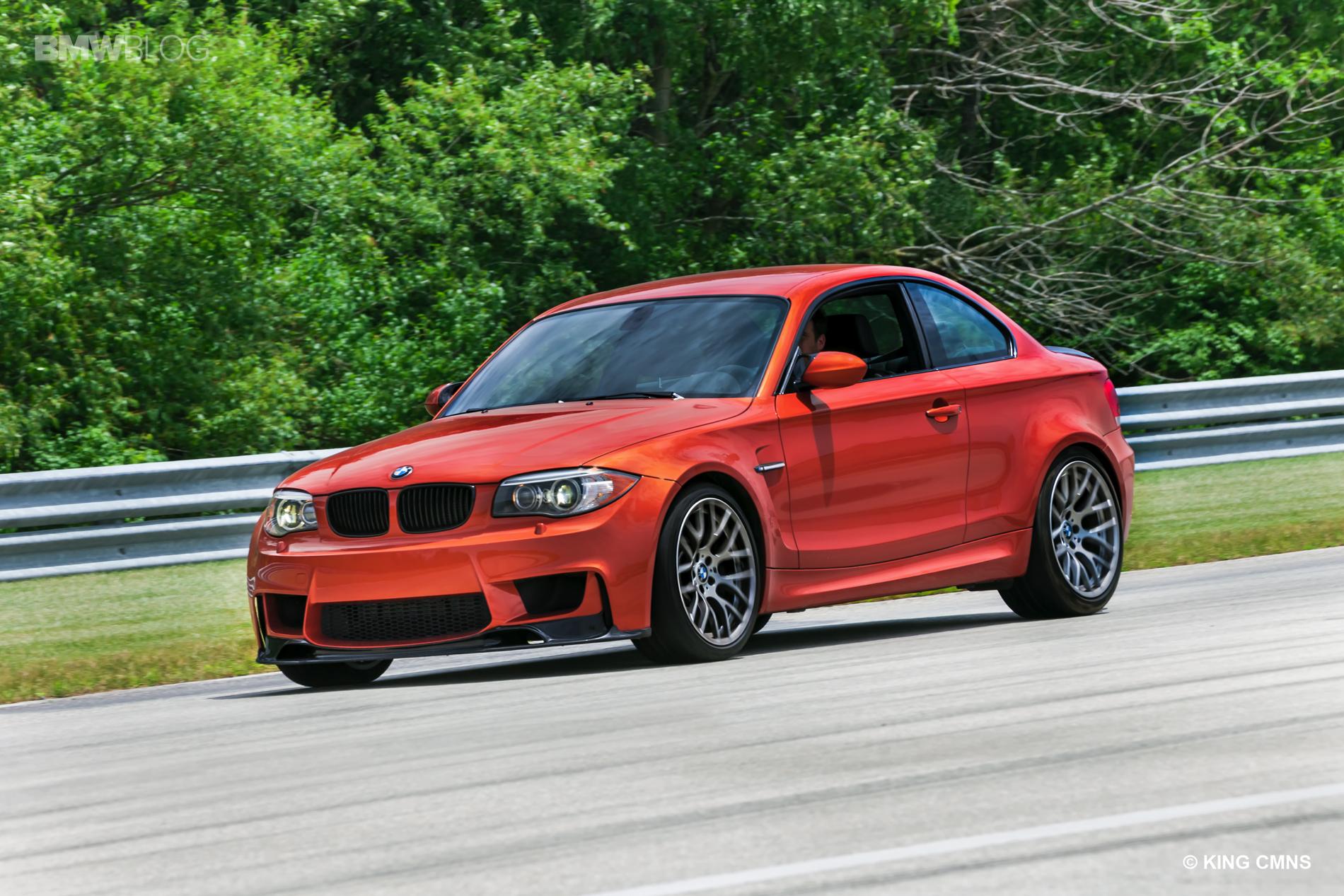 BMW M2 vs BMW 1M 35