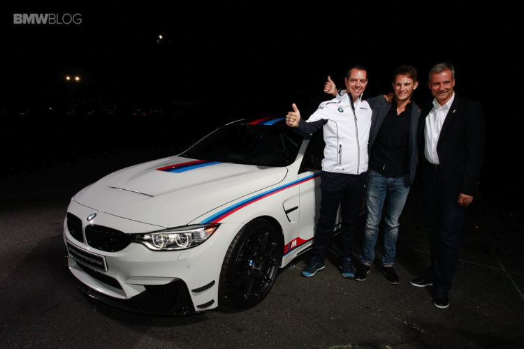 BMW M4 DTM Champion Edition images 4 750x500