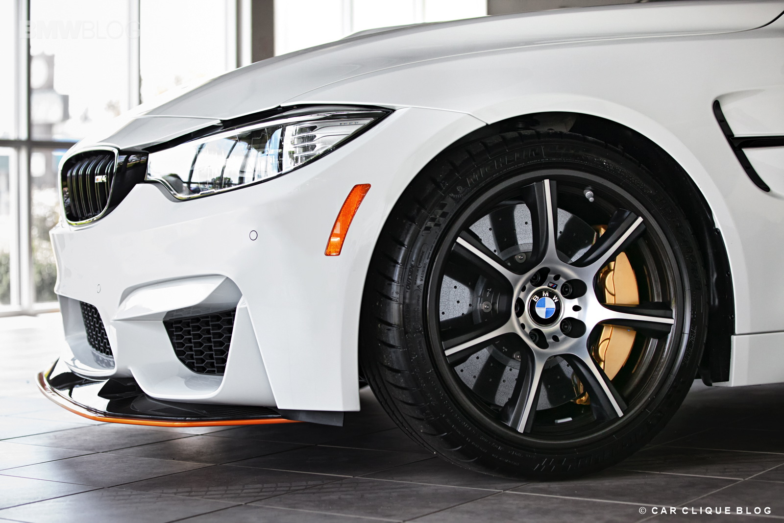 BMW M4 GTS Alpine White 25