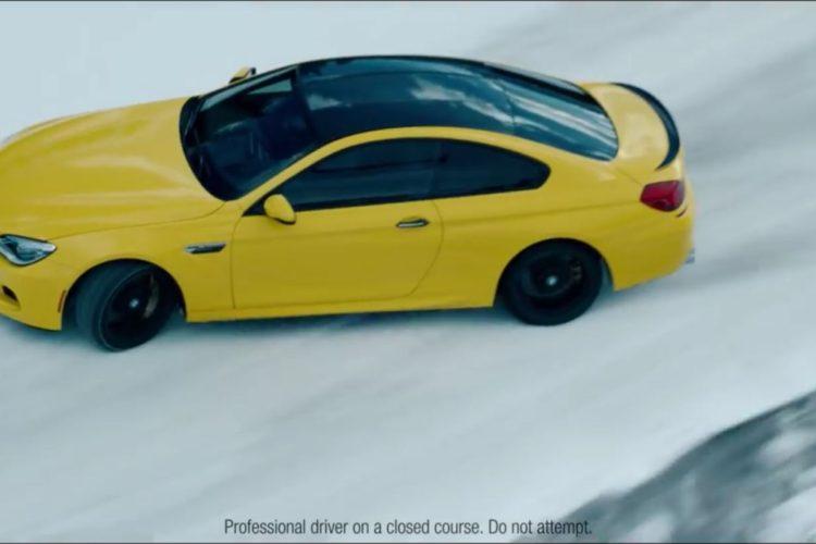 BMW M6 Pennzoil 750x500