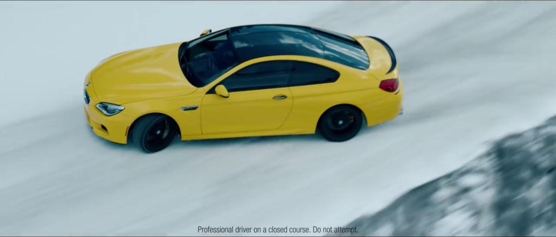 BMW M6 Pennzoil