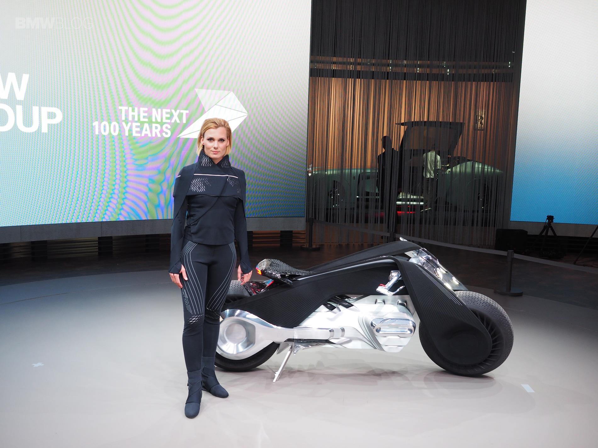 BMW Motorrad Vision Next 100 live images 48