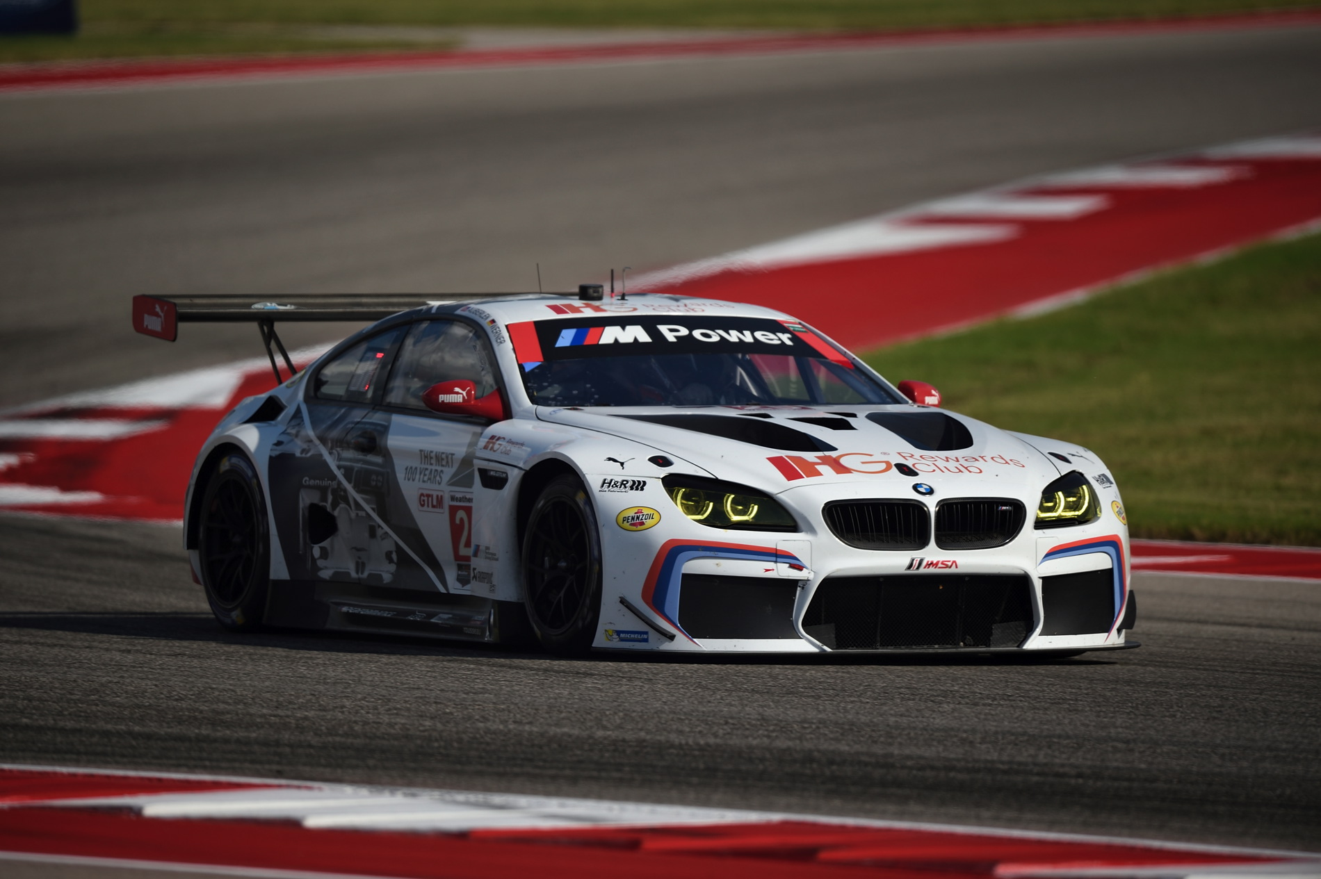 BMW Road Atlanta 2